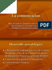 La comunicacion,MODELO DE TALLER O DISEÑO ESCUELA PADRES