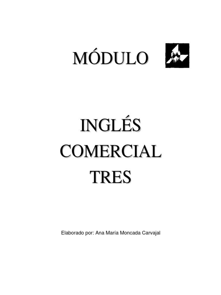 Modulo Ingles Comercial Iii 2 Adverb Sales