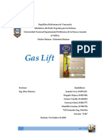 GAS LIFT Trabajo