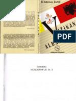 Ватикан и Албанци - Никола Жутић