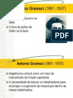 9 Antonio Gramsci (1891 -1937)