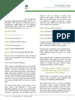 selector december 2007 quarterly newsletter