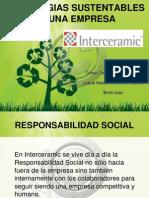 Estrategias Sustentables de Una Empresa