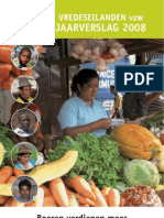Vredeseilanden jaarverslag 2008