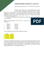 Georeferentiere Trapeze Cu Arcgis 10.1 Buna_15 Martie