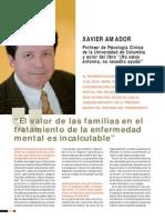 Entrevista a Xavier Amador - No Estoy Enfermo No Necesito Ayuda