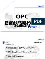 Quick Guide Festo OPC Easy Server