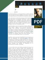 Alain Rey - Linguiste Et Lexicographe