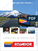 Catalogo Baterias Ecuador Motos