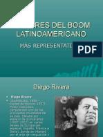 Pintores Del Boom Latinoamericano