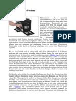 Vorteile Des Laserdruckers