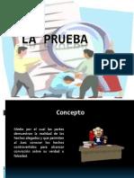 La Prueba - Expo.