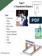 Topic5PowerTransmissionComponents GW