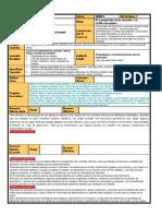 Química BLOQUE II SEC 3 2012