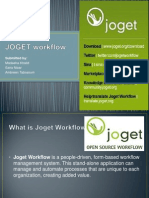 JOGET Overview