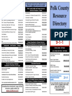 Si Resource Directory 9.21.2011