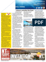 Business Events News for Mon 30 Sep 2013 - ISES colours outside the lines, \'Our Joyce\' celebrates 20th, Rounding up in NT, AACB scholarship wins and much more