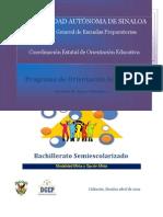 Servicio Departamental Orientacion Educativa
