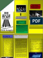 Triptico de Fundamentos de Computacion (Disc Jockey, Equipo y Tecnicas de Mezcla)