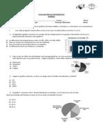 prueba 6° Datos