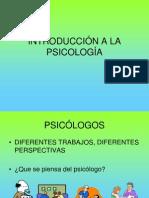 Psicologia Inicial