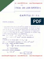Cap_22_teoria Cinetica de Los Gases-i-ejercicios Resueltos-resnick Halliday