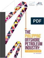 The Philippine Offshore Petroleum Industry