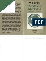 147268245 Finley Moses La Grecia Antigua Economia y Sociedad PDF