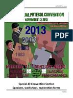 2013 PRTESOL Convention