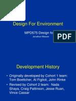 DF Environment June 2007