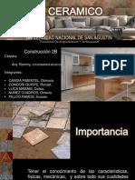 Exposicion (Ceramico) Sin Videos Porque Pesan