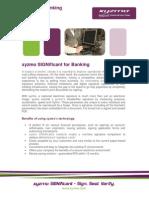 xyzmo 4 Banking White Paper