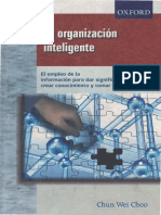 La Organización Inteligente Choo