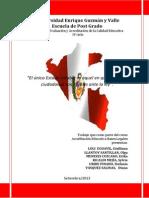 Informe Rol Del Estado