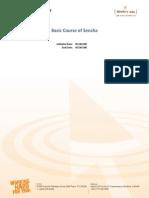 Basic Course of Sencha
