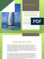 Tecnología de los Materiales de Construcción