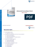 Advance Accounting eBook - Part 1