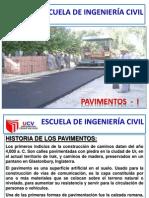 ESCUELA DE INGENIERÍA CIVIL  - PAVIMENTOS