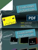 ecuaciones diofanticas trabajo3