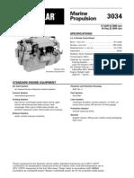 Spec Sheet 3034 - 63 Bhp