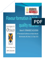 Flavour Formation in High-quality Naturals-rev