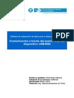ComunicaciónUSB4000_es