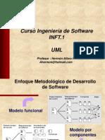 Curso Ingeniería de Software parte II
