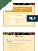WK7- Organizational Structure and Design.PDF
