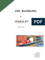 Waste Handling in  Helsingborg  Port