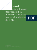 Bp Accident a Do Trafic o