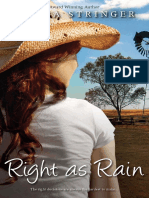Right as Rain by Tricia Stringer - Chapter Sampler