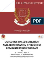 Outcomes-Based Accreditation of Business Programs_ConradoIni