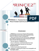 PRINCE 2 - Foundation & Practitioner Certification Training