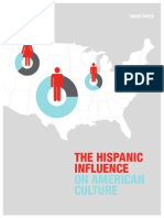 The Hispanic Influence on America